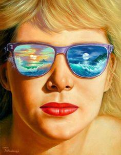 surreal imagination illusion creativity paintings best beautiful awesome jim warren amazing