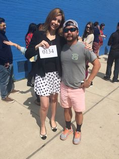 Big Brother needs a reality television podcaster this season! Who better than Elaine from the BringMeYourTorch podcast  at the Austin Texas casting call #0134 #bb18 #bigbrother