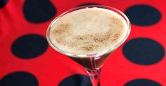 The Brandy Alexander is a dessert drink: chocolatey, sweet, creamy and smooth. It's great for light drinkers, or anyone with a sweet tooth.