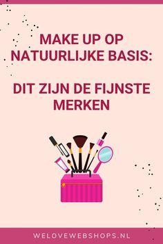 We Love Beauty en we houden van een goede, mooie wereld. Combineer beide en ga op zoek naar de fijnste merken voor make up op natuurlijke basis. Je wilt natuurlijk wel dat wat je op je huid smeert goed is! #beauty #makeupnatuurlijk #natuurlijkemakeup #makeupwebshop Make Up, Beauty, Makeup, Beauty Makeup, Beauty Illustration, Bronzer Makeup