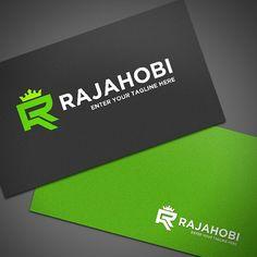 Raja hobi Logo design