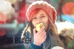 Bokeh Overlay Effect by Pavle on Creative Market