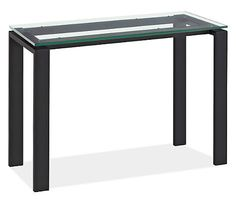 Rand Tables in Natural Steel - Tables - Dining - Room & Board