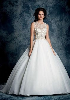 Sapphire by Alfred Angelo 950 Wedding Dress - The Knot $369.99 Sapphire by Alfred Angelo