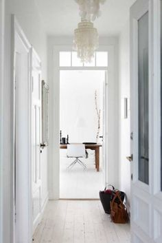 Aesthetic Simplicity in Danish Home