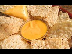 Salsa de Queso para Nachos | Recetas de Salsas para Dipear - YouTube