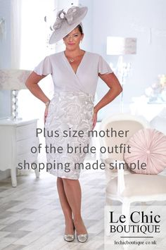 dresses for the mother of the bride plus size - Google Search ...