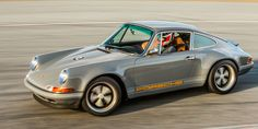 Porsche 911 Reimagined by Singer Vehicle Design