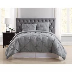 Shop for Ella Pinch Pleat Reversible 6 Piece Twin Size Comforter Set with Throw Pillows in Spa Blue (As Is Item). Get free delivery On EVERYTHING* Overstock - Your Online As Is Store! Get in rewards with Club O!