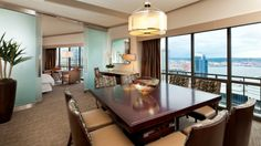 deluxe suite Hotel Photos | The Westin Seattle Hotel