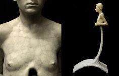 """Saatchi Online Artist: Andrew Barton; Ceramic, 2000, Sculpture """"Inanna"""""""