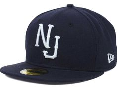 New Jersey City C-Dub 59Fifty Fitted Cap by NEW ERA
