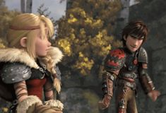 How to train your dragon 2 gifs | How to Train Your Dragon 2 fans!