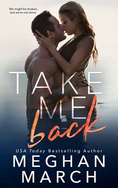 """Read """"Take Me Back"""" by Meghan March available from Rakuten Kobo. From New York Times, Wall Street Journal, and USA Today bestselling author Meghan March comes a hot new standalone roman. Romance Books 2017, Good Romance Books, Romance Novels, 2017 Books, I Love Books, Good Books, Books To Read, My Books, March Book"""