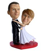 Are you searching for Personalized wedding gift? - 1minime.com has the best collection of personalized wedding gift of attractive fully handcrafted bobblehead for all events and occasions.
