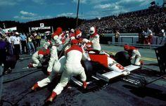 F1 glorious Maclaren