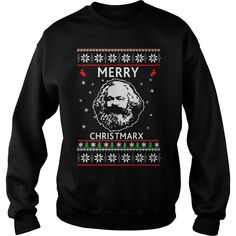 Karl Marx Merry Christmarx Sweater, Hoodie, Longsleeve T-Shirt Karl Marx Merry Christmarx Sweater is perfect shirt for who love Karl Marx Merry Christmarx. This shirt is designed based on Karl Marx Merry Christmarx by 100% cotton, more color and style: t-shirt, hoodie, sweater, tank top. Great gift for your friend. They will love it. Click button bellow to see price and buy it! >>Buy it now: https://kuteeboutique.com/shop/karl-marx-merry-christmarx-sweater/