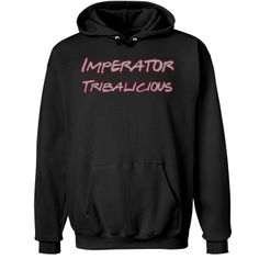 Imperator Tribalicious | Find more in our Tribal Fury Collection! Show off your love of fabulous fusion dance in this unisex cozy hoodie. Owl logo and wings on back. Remember to search
