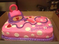Doc Mc Stuffins Cake
