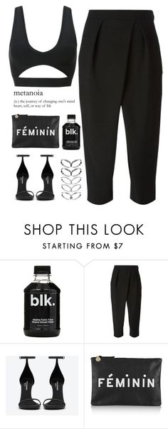 """""""12 07 15"""" by queenbrittani ❤ liked on Polyvore featuring Chloé, Yves Saint Laurent, Clare V. and ASOS"""