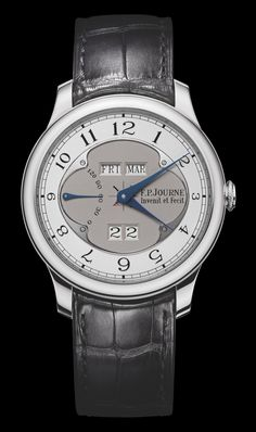 F.P.Journe Quantiéme Perpetual with Instantaneous Jump