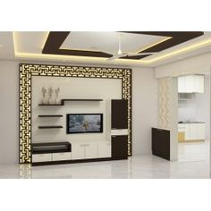 Cherry Living Room Set with Laminate Finish