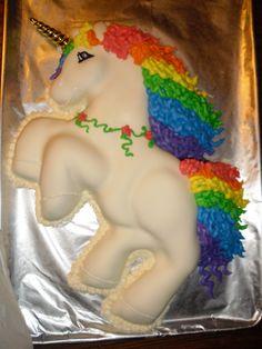 Isabella's 6th birthday cake (for school).