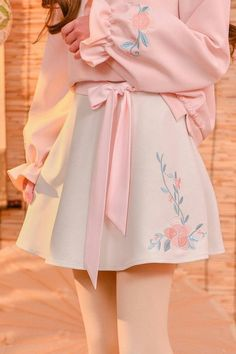 Teen Fashion Outfits, Mode Outfits, Girly Outfits, Cute Casual Outfits, Pretty Outfits, Chic Outfits, Spring Outfits, Womens Fashion, Pastel Fashion