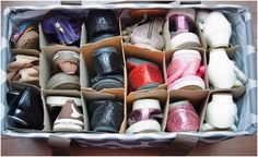 Organize your shoes in a Large Utility Tote from Thirty-One Gifts
