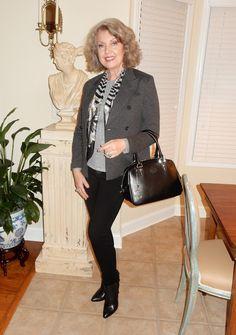Fifty, not Frumpy: Ralph Lauren Jacket
