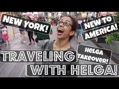 Travling with Helga Liza Koshy Videos, Liza Koshy And David Dobrik, Miles Mckenna, Make Em Laugh, Vlog Squad, Weird Pictures, Funny Puns, Marketing, New Tricks