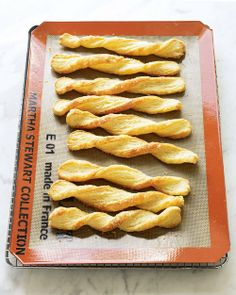 homemade Puff Pastry Dough recipe (not the one pictured, but actual puff pastry dough) w/ video.