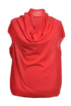 #Lanvin #pullover #red #fashionblogger #clothes #designer #onlineshopping #vintage #secondhand #mymint #classy