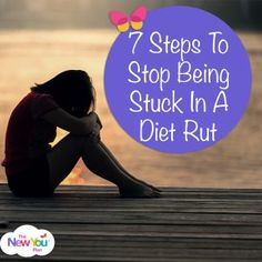 [Julz's Journal] 7 Steps To Stop Being Stuck In A Diet Rut