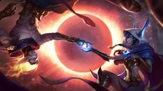 Rakan and Xayah Tips for League of legends so hot