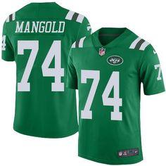 15b7ca90341 Nike Jets Joe Klecko Green Men s Stitched NFL Elite Rush Jersey And Taco  Charlton 97 jersey