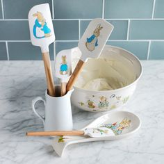 Peter Rabbit Mixing Bowl #williamssonoma
