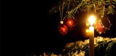 Christmas Camping Poem
