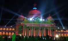 ವಿಧಾನಸೌಧ ಬೆಳೆದು ಬಂದಿರುವ ಒಂದು ನೋಟ Few days Back, In Bengalure the Karnataka Government celebrated 60th anniversary of 'Vidhan Soudha'- seat of the state legislature. If anyone missed the wonderful 3d laser and light show, go to Nadasante blog to watch video and Read about Vidhana Soudha.. Happy reading. Hope you guys like it.  . . . #Vidhana #soudha #Vidhanasoudha #Bangalore #Bengaluru #Karnataka #Kannada #State #Legislatureofkarnataka   #60yearscelebration #silverjubellie #celebrations…