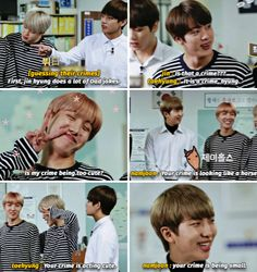 No one diss bts like how bts diss themselves.
