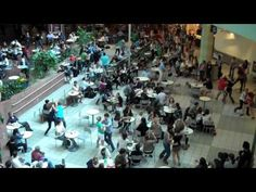Mall Flash Mob