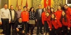 Mariscal felicita a deportistas conquenses por sus logros en competiciones nacionales