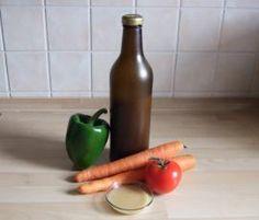 Rezept Mamas Salatdressing auf Vorrat von Caro TM31 - Rezept der Kategorie Saucen/Dips/Brotaufstriche