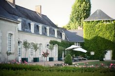French country chateau, Making Magique