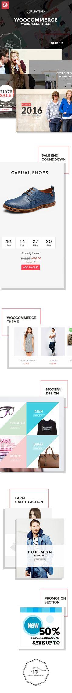 RubyTeden - Responsive WooCommerce Shopfront Theme #Wordpress • Download theme ➝ https://themeforest.net/item/rubyteden-responsive-woocommerce-shopfront-theme/12722119?ref=pxcr