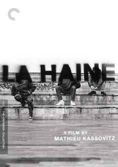 La Haine- @Adriana Franks told me to watch this!