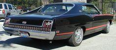 1969 XL GT