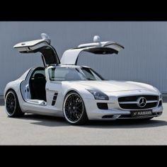 Slick HAMANN Mercedes SLS AMG