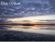 Good Night From Ireland  This is sunset over Lough Owel near Mullingar. Thanks to  @shannonmaile