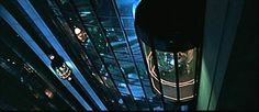 Westin Bonaventure Hotel Elevators